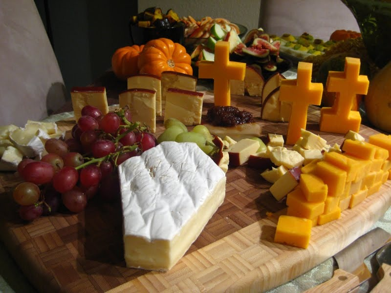 Brie Coffin from Kathleen's Confections