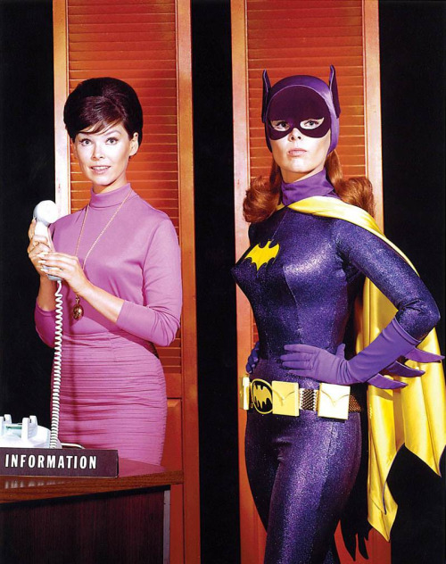 Yvonne Craig (1937-2015) as Barbara Gordon | Batgirl