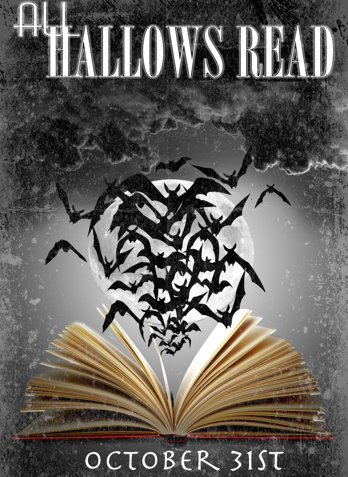 By Intoverted Wife; see more of her free All Hallows Read posters at the link