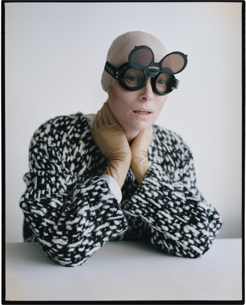 Tilda Swinton, photographed by Tim Walker